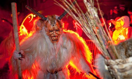 I Krampus: i diavoli del Natale tra storie e leggende