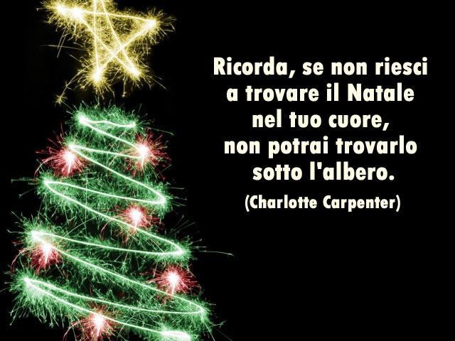 Frasi Tristi Di Natale.Meraviglioso Natale Aforismi E Citazioni Sul Natale