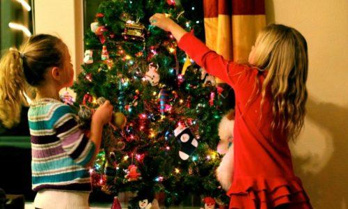 Tutorial: Come addobbare l'albero di Natale